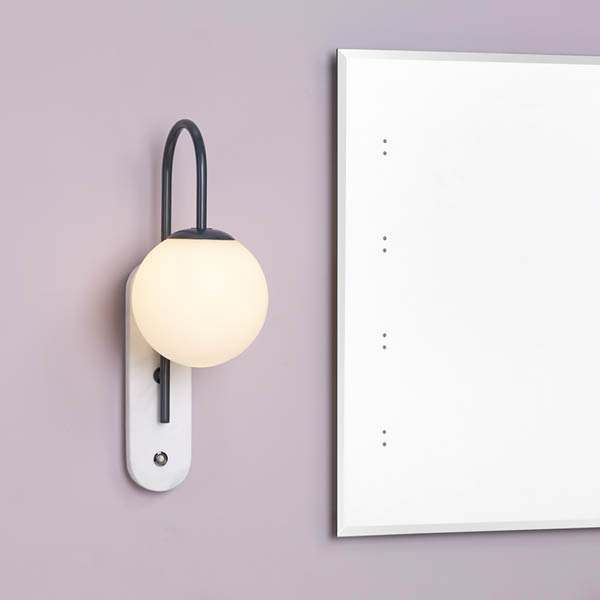 Deuce Wall Light & Zodiac Mirror