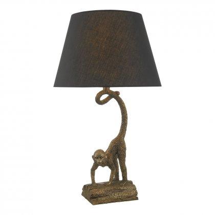 Leopard Monkey Style Floor Lamp