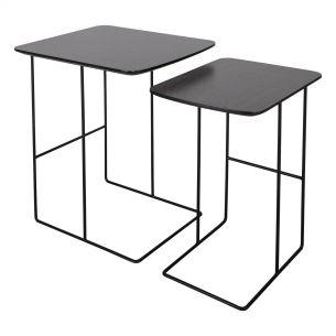 Gevorg Nest Of 2 Tables Slate