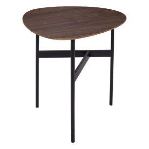 Roald Small Table Walnut Veneer
