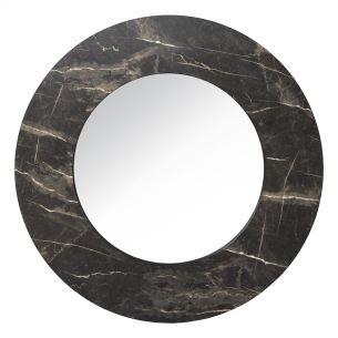 Juvan Dark Marble Mirror 80CM