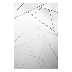 Lecce Rectangle Shatter Mirror 120 X 80CM