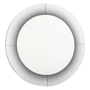 Ragusa Round Black Fade Mirror 90CM