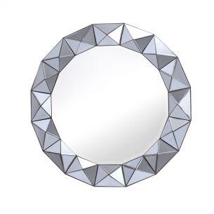 Cetara Mirror Smoked Grey 80cm