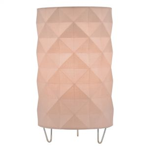 Aisha Table Lamp Pink