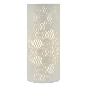Bryn Table Lamp White Ceramic