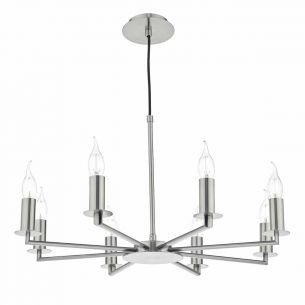 Tyler 8lt Pendant Satin Nickel