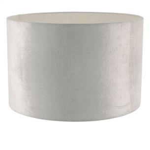 Yabel 40cm Cream Velvet Drum