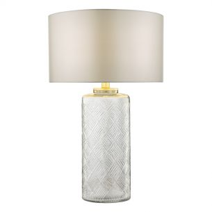 Zecchino Table Lamp Brass & Glass Base Only
