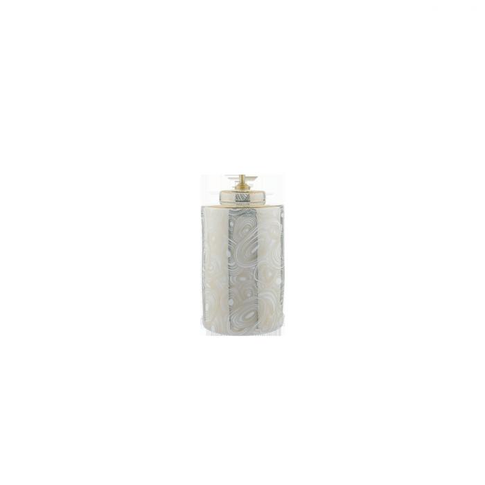 Ayesha Table Lamp White Gold Base Only
