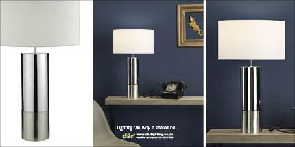 Ingleby Table Lamp